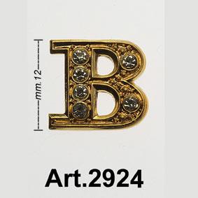 """INITIALS SMALL """"APOLLO"""" ART.2924 Image"""