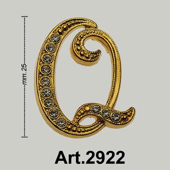 """INITIALS """"APOLLO"""" ART.2922 Image"""