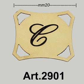 """INITIALS """"ASTORIA"""" ART.2901 Image"""