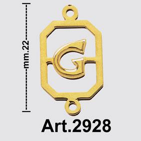 """INITIALS """"CAPITOL ART.2928 Image"""