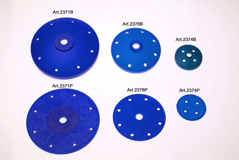 Plastic Disks Image