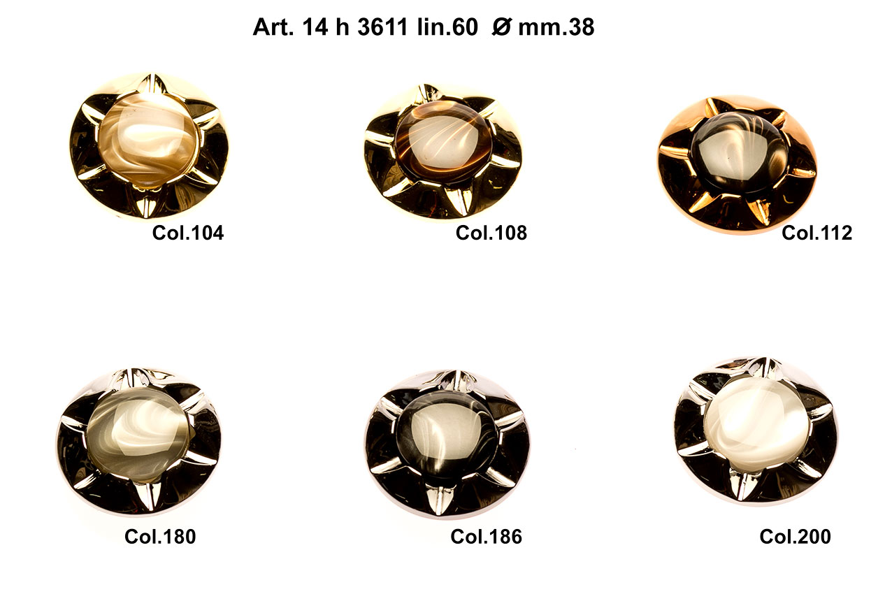 Buttons Item 14H3611 Image