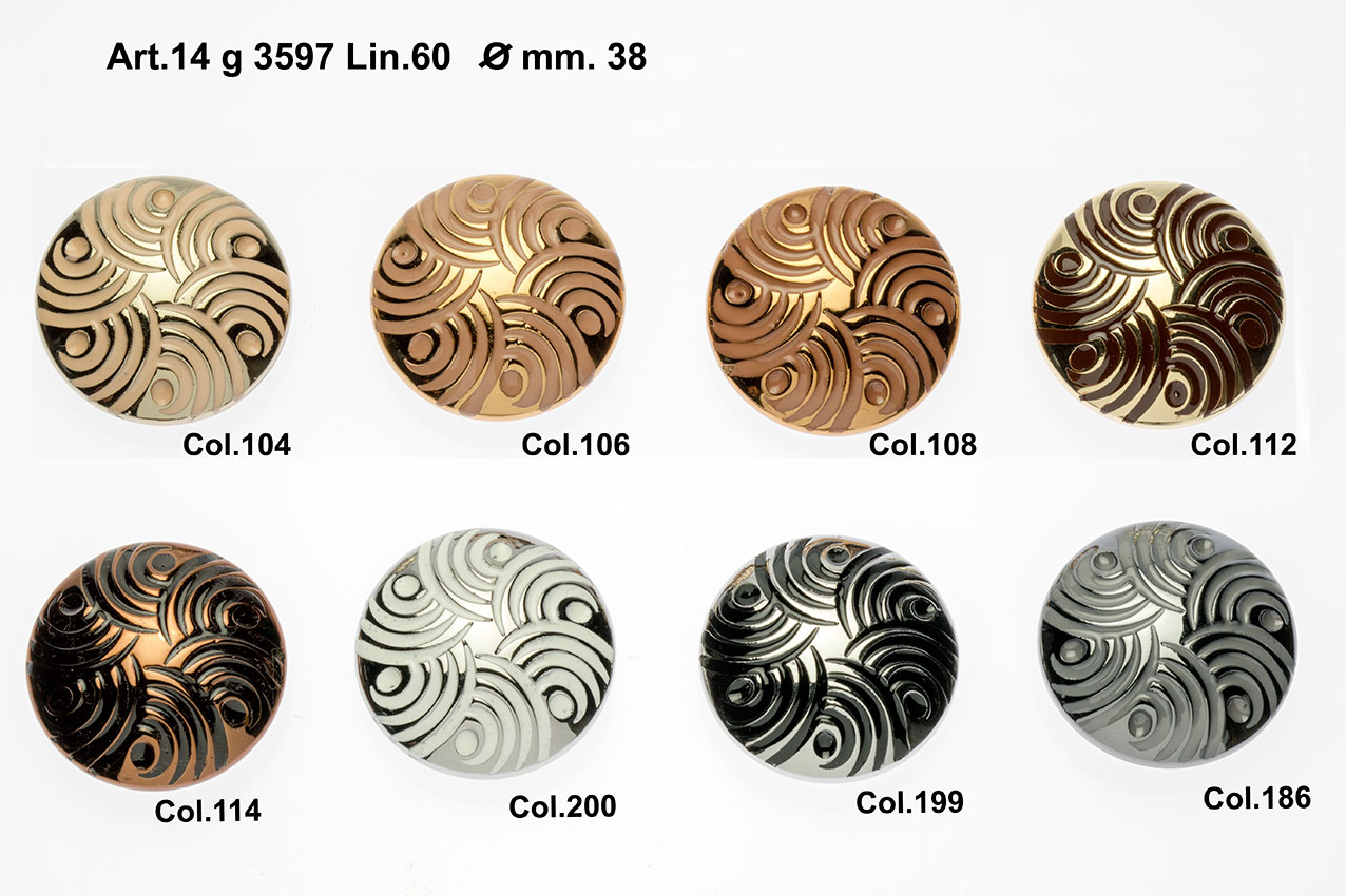 Buttons Item 14G3597 Image