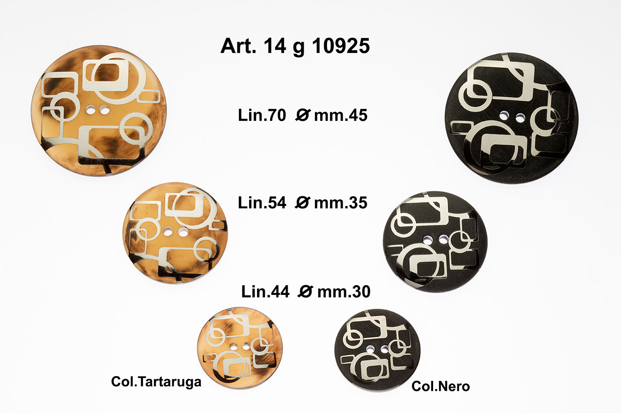 Buttons Item 14G10925 Image