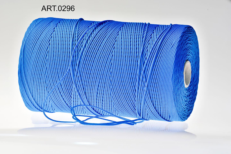 Blue nylon Chord Image