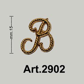 """INITIALS """"GLORIA"""" ART.2902 Image"""