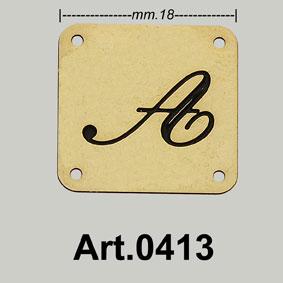 """INITIALS """"PRIMUS"""" ART.0413 Image"""