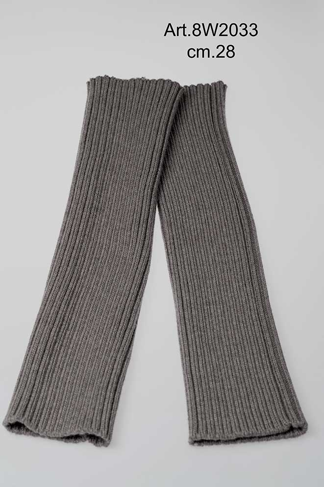 PAIR OF CUFFS RIBBED cm.28 Image