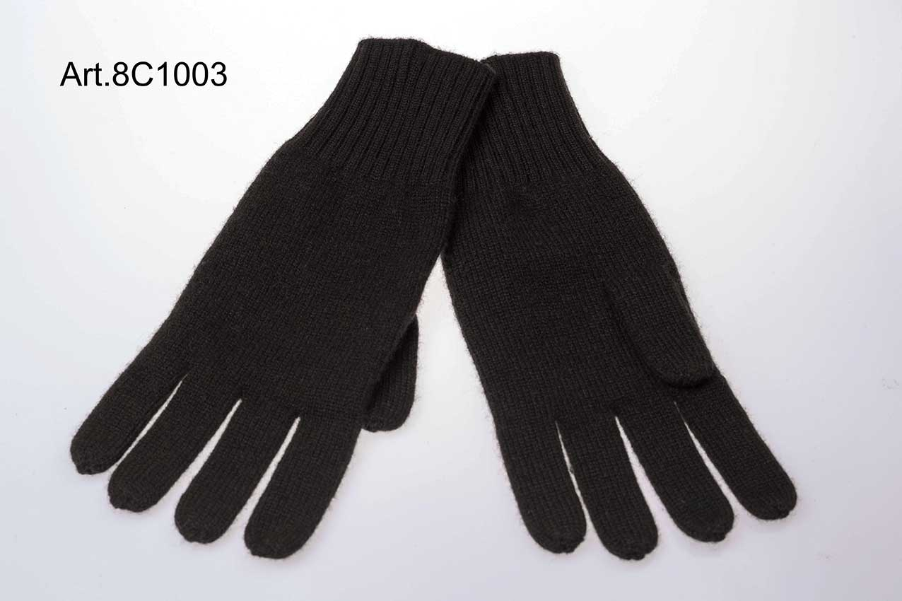GLOVES SHORTS PURE CASHMERE 100% Image