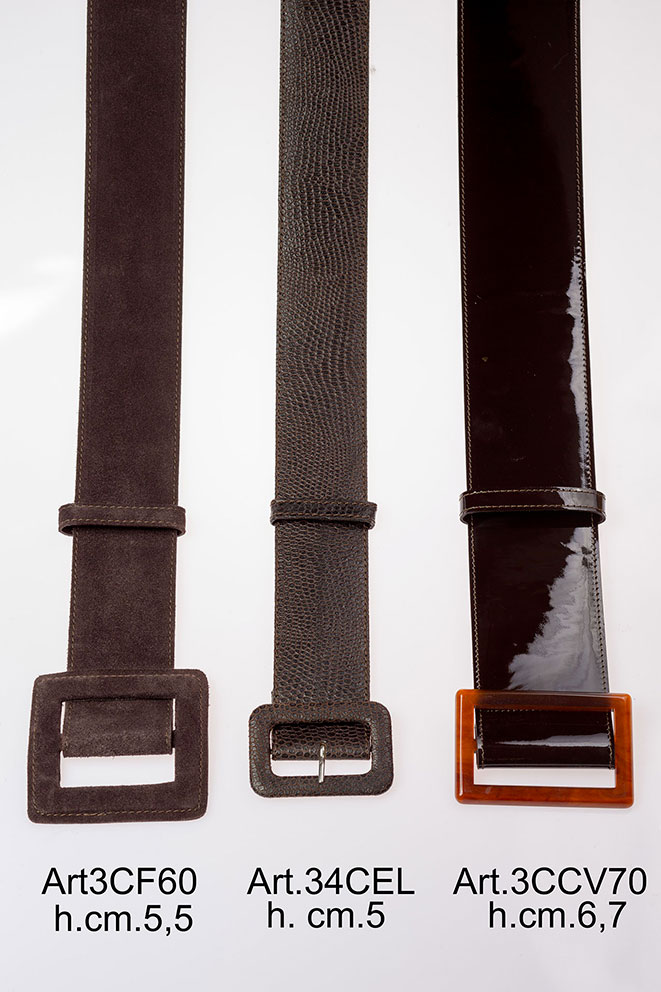 CLASSIC BELT BUCKLE LEATHER Image