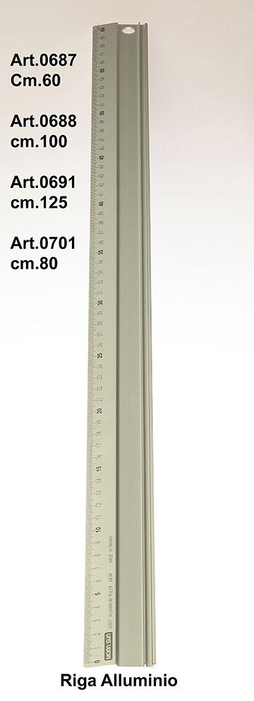 Aluminium nailing rule Image