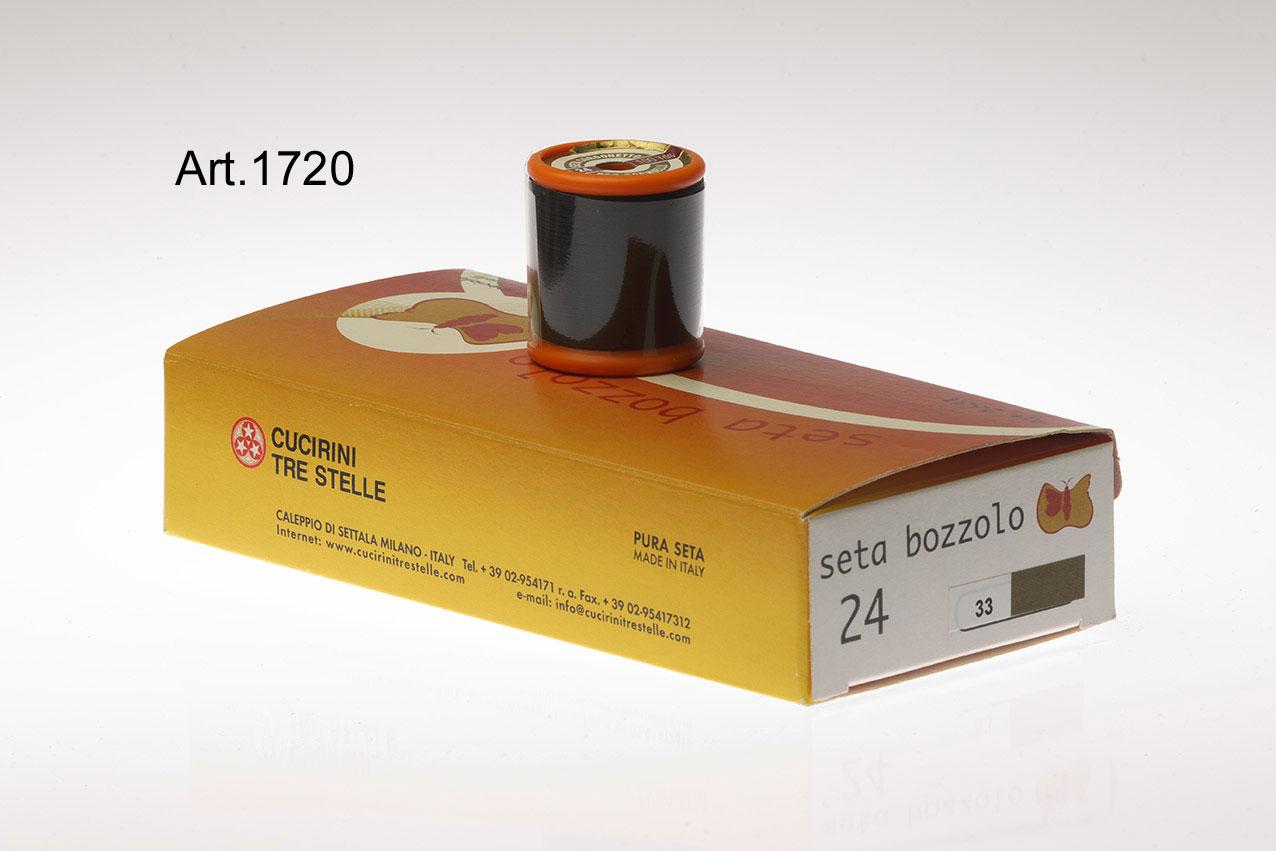 "THREAD ""BOZZOLO""  Spool100% Silk Image"
