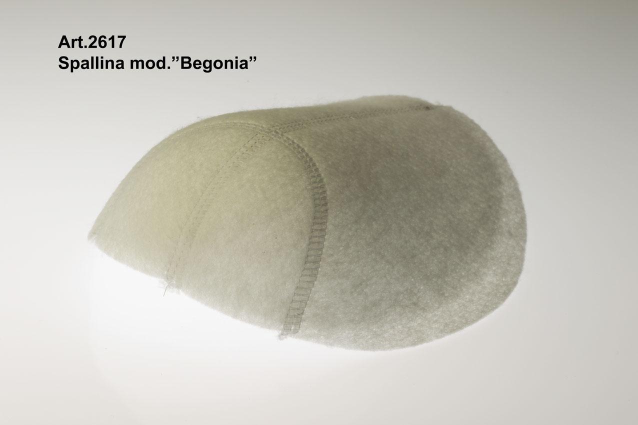 "SHOULDER PAD ""BEGONIA"" ART.2617 Image"