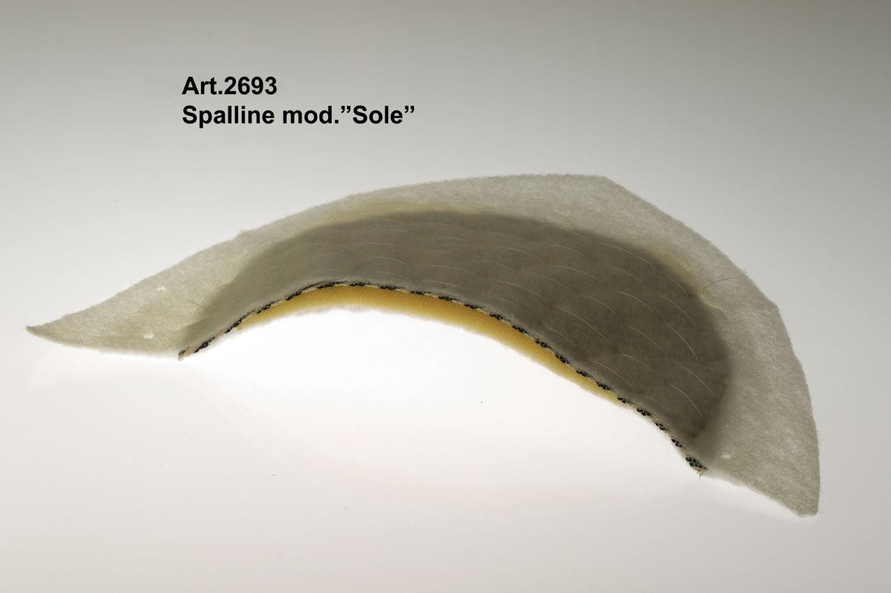 "SHOULDER PADS ""SOLE"" ART.2693 Image"