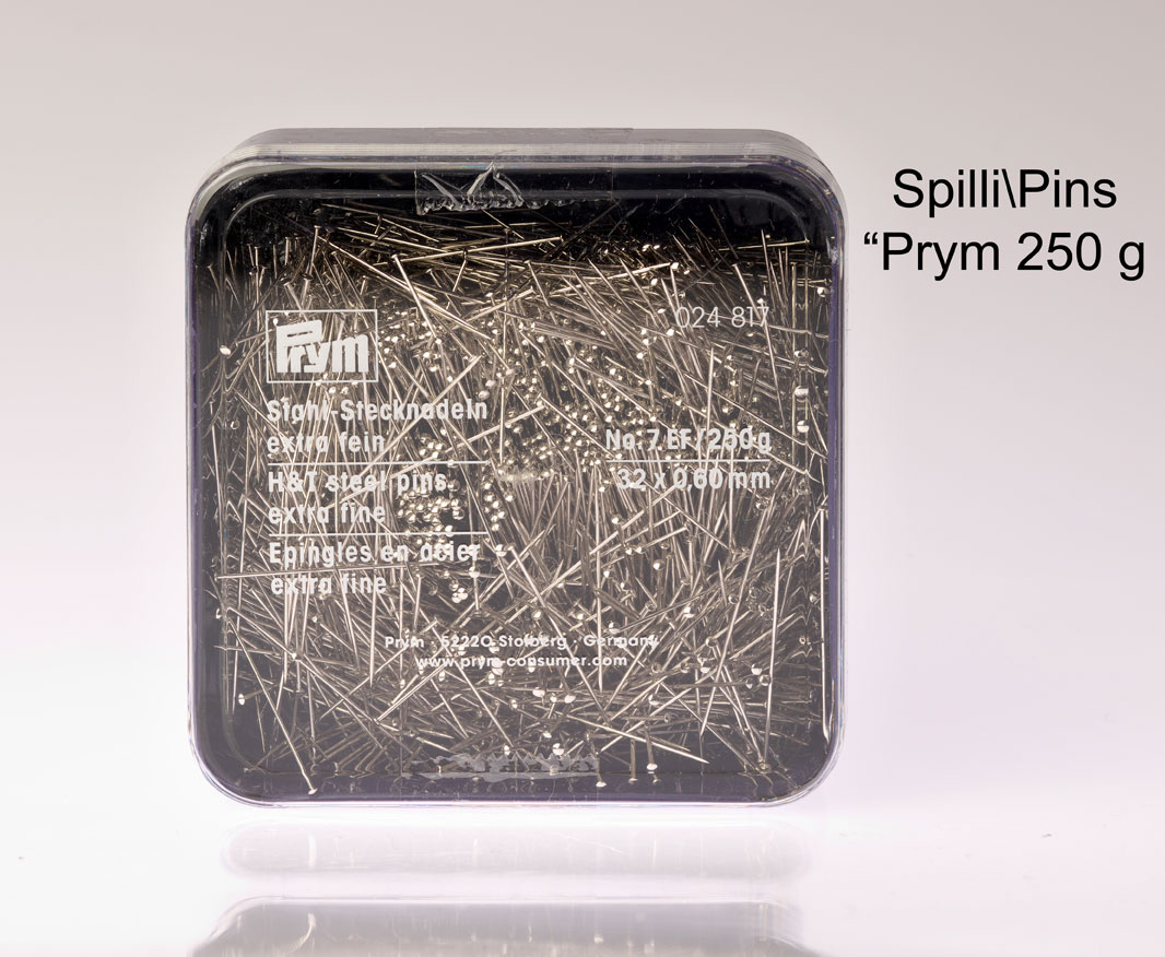 Extra Fine Pins 250g Image