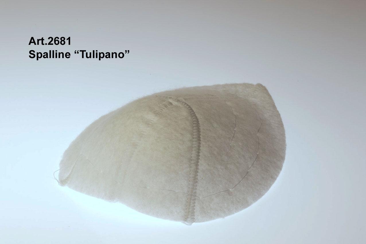 "SHOULDER PADS ""TULIPANO ART.2681 Image"