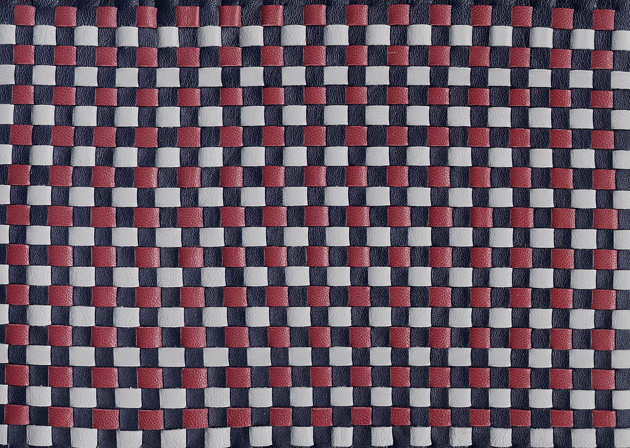 LEATHER WOVEN mm.9 Image