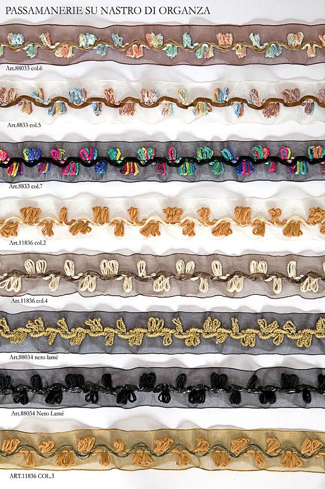 ORGANZA EMBROIDERY Image