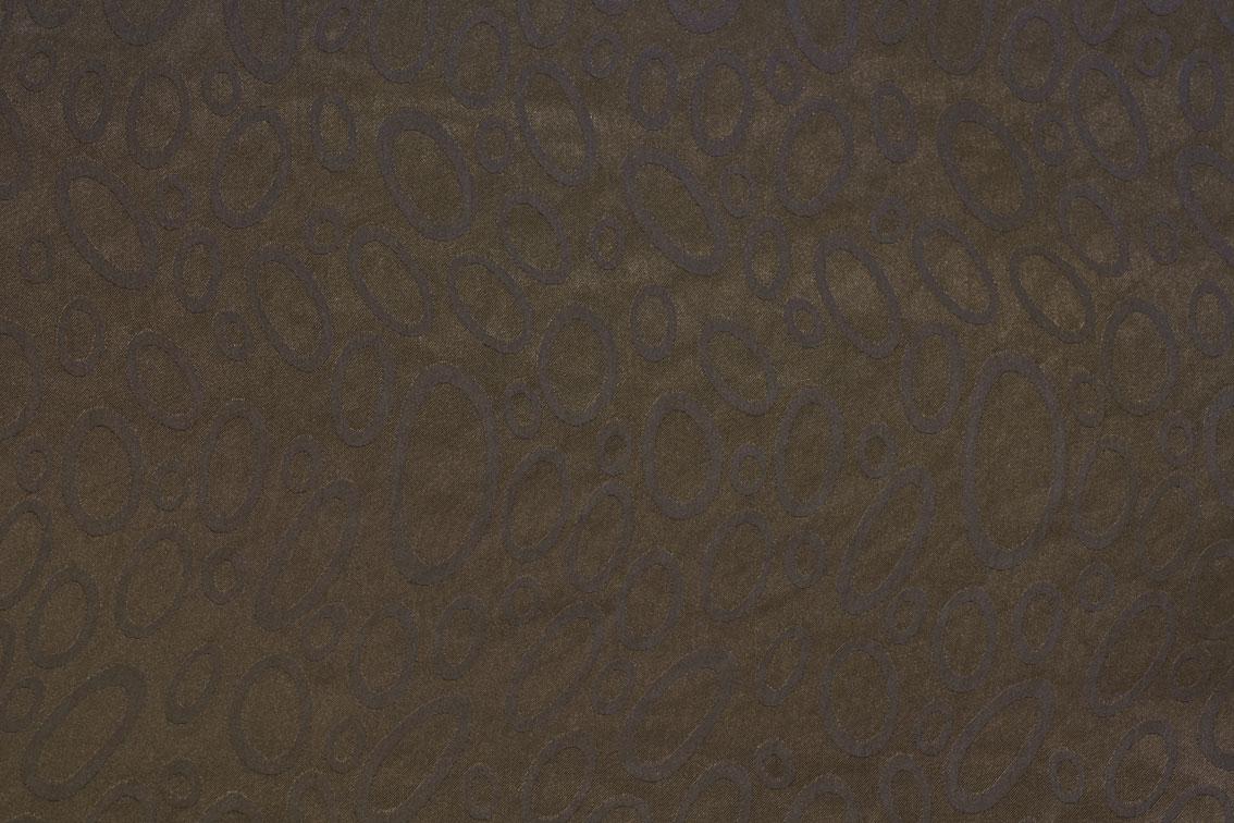 SITUSSA SATIN JACQUARD DIS. ANELLI ITEM R929 Image